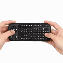 2.4G Air Mouse With Wireless Remote Keyboard For PC Pad Andr