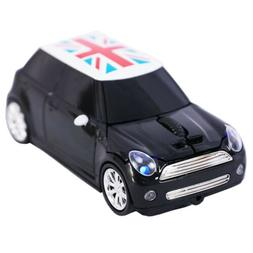 2.4G BMW Mini Cooper car Wireless Mouse Gaming mice for PC L