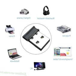 2.4G USB Wireless Mouse Mice Receiver Adapter For Laptop PC