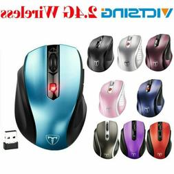 2 4g wireless mouse portable mobile optical