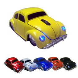 2.4GHZ VW Car Wireless Mouse USB optical Game Scroll mice fo