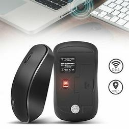 2.4GHz Cordless Wireless Optical Mouse Mice + USB Receiver f