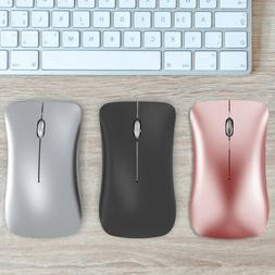 2.4GHz Rechargeable 1600 DPI Wireless Mouse Optical Mice for