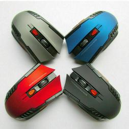 2.4GHz Wireless Cordless Mouse Mice Optical Scroll For PC La