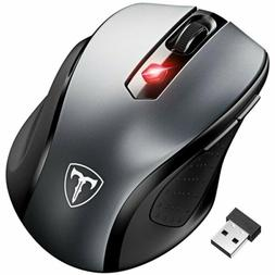 2 4GHz Wireless Cordless Optical Mouse M