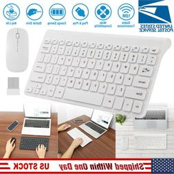 2.4GHz Wireless Keyboard and Mouse Combo Computer Desktop PC