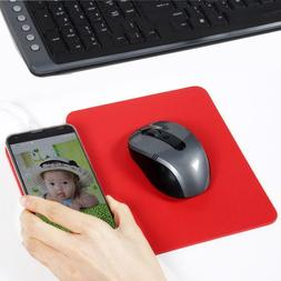 2 in 1 Multifunction PC Mouse Pad Mat and Phone Holder Wirel
