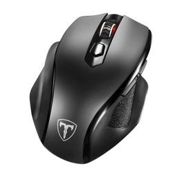VicTsing 2400DPI Gaming Mice Wireless Mouse USB Receiver for