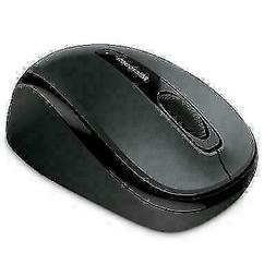 Microsoft 3500 Wireless Mobile Mouse Loch Ness Gray - Radio