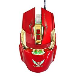 Waymine 900 Wired Working Gaming Mouse With 4 - level adjust
