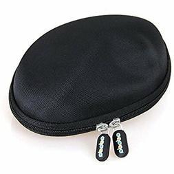 Adada Hard EVA Case For Logitech M570 Wireless Trackball Com