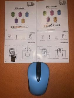 Adesso iMouse S70L - Wireless Optical Neon Mouse