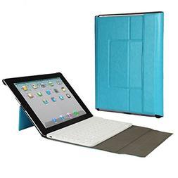 AntArt - iPad 2/3/4 Upgrade Wireless Bluetooth Keyboard for