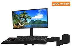 EZM LCD/LED/Plasma/Flat Panel Monitor and Keyboard Wall Moun