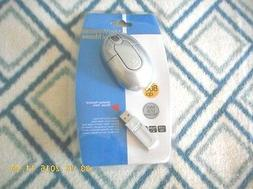 GENERIC MINI WIRELESS OPTICAL MOUSE -SILVER