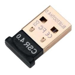 HDE Bluetooth v4.0+EDR Adapter Dongle Ultra Mini USB 2.0 Wir