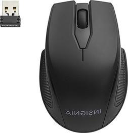 Insignia™ - Optical Mouse - Black