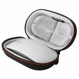 LTGEM for Apple Magic Mouse 1/2 Hard EVA Protective Case Car