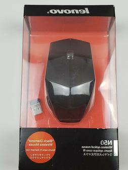 Lenovo Wireless Mouse N50, Black