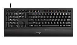 Logitech Illuminated Ultrathin Keyboard K740 with Laser-etch