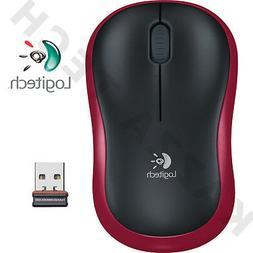 Logitech M185 Wireless Optical Mouse for PC & Laptop MAC Lin