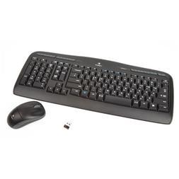 Logitech MK330R 2.4Ghz Wireless Desktop Mouse and Keyboard C