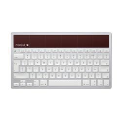 Logitech Wireless Solar Kebyoard K760 for Mac/iPad/iPhone