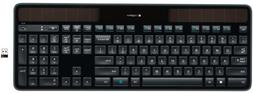 Logitech Wireless Solar Keyboard K750 - for Windows