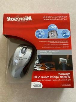 Microsoft M03-00090 Wireless Optical Mouse 5000 High Definit
