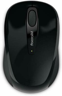 Microsoft Wireless Mobile Mouse 3500, black