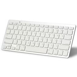 OMOTON Ultra-Slim Bluetooth Keyboard for Samsung Galaxy Tab