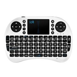 Rii Mini Bluetooth Touchpad Keyboard for PC/PAD/360XBox/PS3/