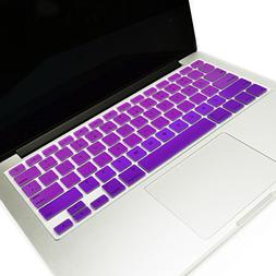 TOP CASE - Faded Ombre Series Keyboard Cover Skin Compatible