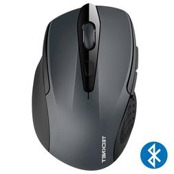 TeckNet Pro Wireless Bluetooth Mouse Mice with 6 Buttons 260