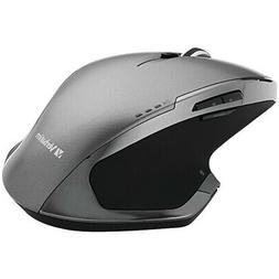 Verbatim Wireless Desktop 8-Button Deluxe Mouse - Ergonomic,