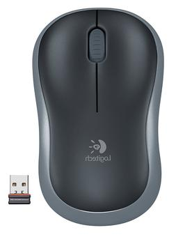 Wireless Mouse 2.4 GHz for Laptop Mobile Computer Logitech N