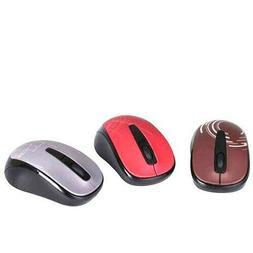 Wireless Optical Mouse 2.4GHz 1000DPI Perfect Ergonomic Desi