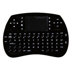 iPazzPort Bluetooth Mini Wireless Keyboard and Touchpad Mou