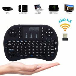 Worlds Most Mini WirelessTouchpad Keyboard with Mouse Combo