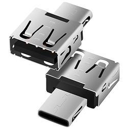 Adapters - Type-C Adapter Usb Male Usb2 0 Femail Usb Convert