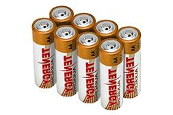 Tenergy 1.5V AA Alkaline Battery, High Performance AA Non-Re