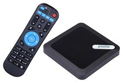 Android 6.0 tv box,2018 Model WOSUNG 95X Amlogic S905X smart