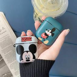 For Apple Airpods Case Cartoon Disney Mickey Mouse Boy wirel