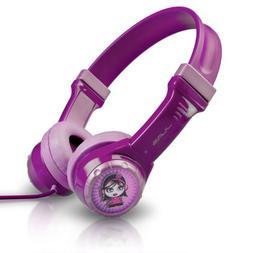 JLAB JBuddies Non-Folding Kids Wired Headphones   Toddler He