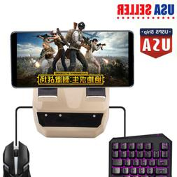 BattleDock Converter Keyboard and Mouse Adapter for Android/