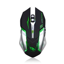 Theshy Beacon Wolf T1 Wireless Mouse Rechargeable Silent Des
