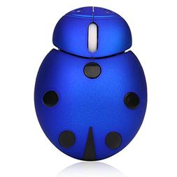 2.4Ghz Beetle Wireless Usb Optional Mouse Mice LED For Lapto