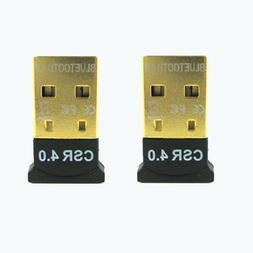 Bluetooth 4.0 USB Micro Adapter For Windows 8 / Windows 7 /