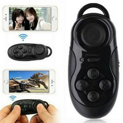 Bluetooth Wireless Gamepad Remote Controller Phone Camera Sh