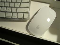 APPLE Bluetooth Wireless Keyboard A1314 and Magic Mouse A129